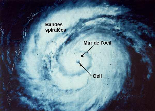 comment s est forme l ouragan katrina